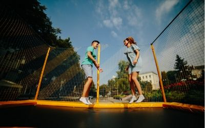 Read more about the article 10 Super Fun Games To Play On Trampoline For Kids & Adults