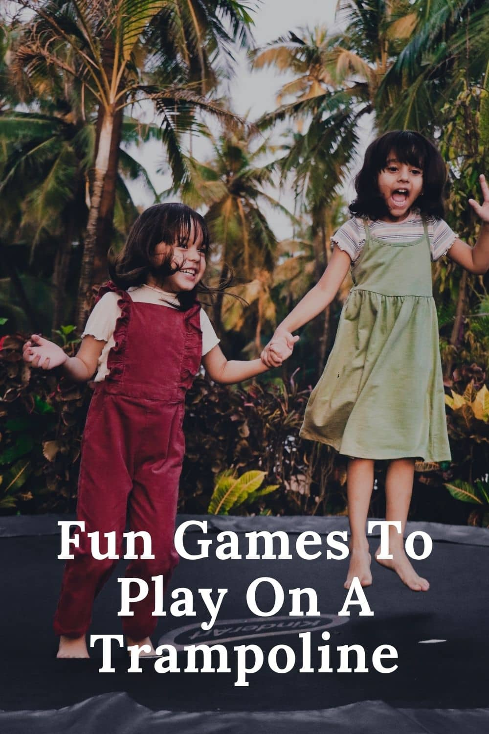 Fun Games To Play On Trampoline