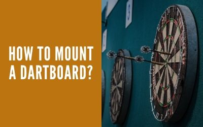 Read more about the article How To Mount A Dartboard On Any Surface – Step By Step.