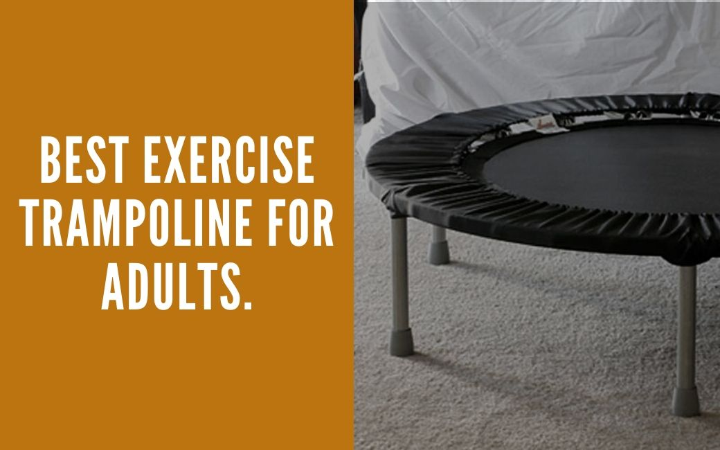 Best Exercise Trampoline For Adults