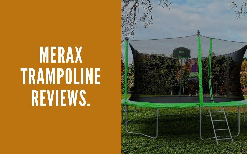 Merax Trampoline Reviews