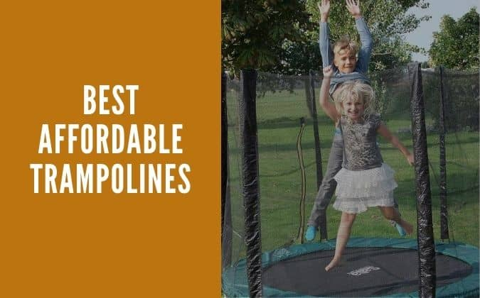 Best Affordable Trampolines