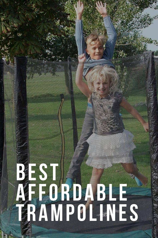 Best Cheap Trampolines