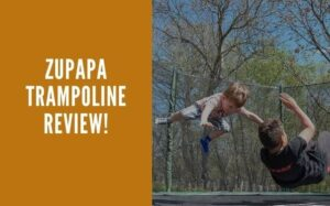 Zupapa trampoline review