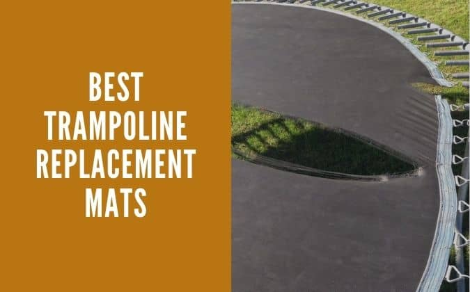Read more about the article The 5 Best Trampoline Replacement Mats You Can Buy in 2021