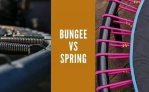 Bungee VS Spring rebounder