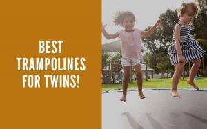 Read more about the article Best trampolines for twins – Indoor trampoline for two kids