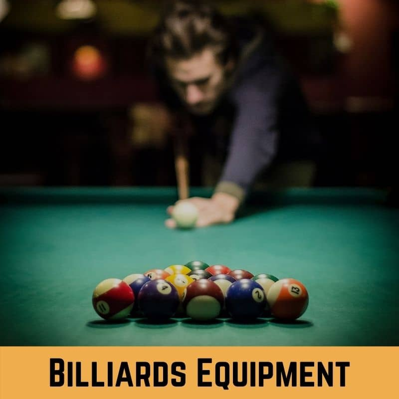 Billiards Equipment Reviews